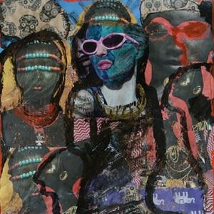 African Surprise II, 2015