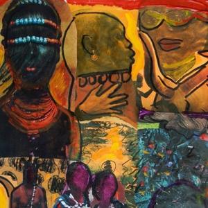 African Surprise VII, 2015