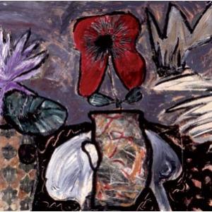 Gray Flourish, 1996