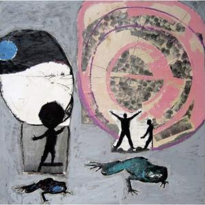 Blue Dot, 1998